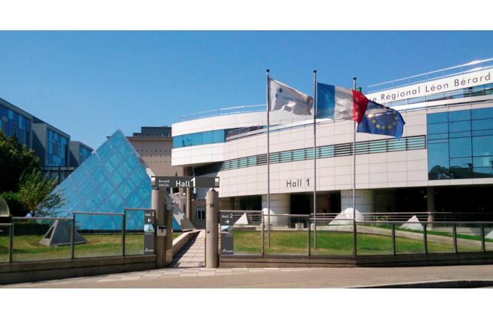 Centre de lutte contre le cancer Léon Bérard à Lyon