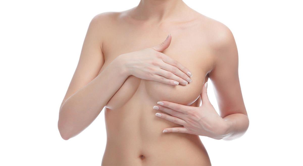 Illustration chirurgie des seins